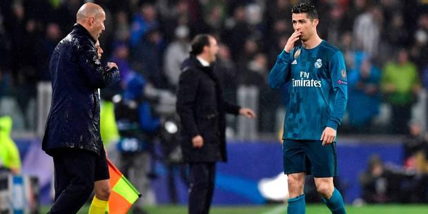 """Zidane: le but de Ronaldo """"peut-être pas aussi beau que le mien à Glasgow"""" (VIDEO) - La DH"""