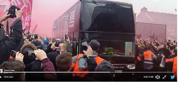 Ligue des Champions: Anfield avait tout prévu - La DH