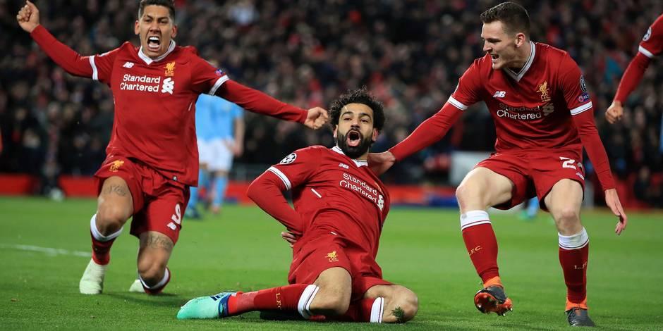 Jürgen Klopp n'est pas trop inquiet quant à la blessure de Mohamed Salah