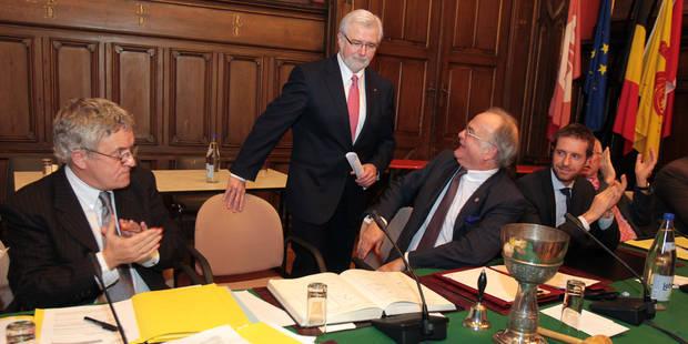 Mons : Marc Barvais, futur président d'Ambroise Paré - La DH