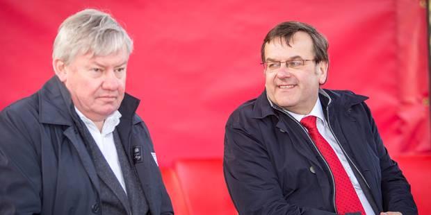 Pas de surprise au PS liégeois : Marcourt poussera la liste de Demeyer ! - La DH