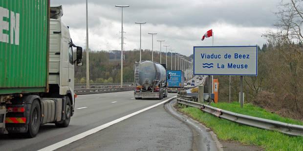 Pas de protection anti-suicide prévue au viaduc de Beez - La DH