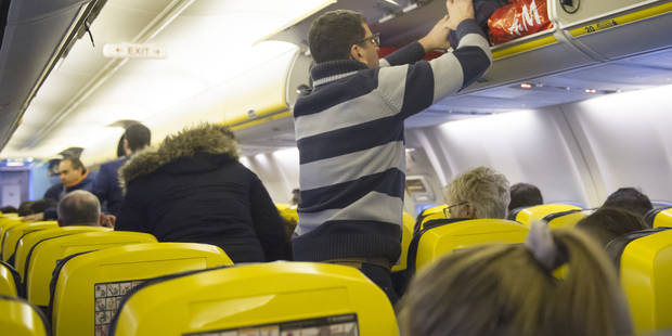 Environ 5 % des passagers ont déjà eu des rapports sexuels en plein vol ! - La DH