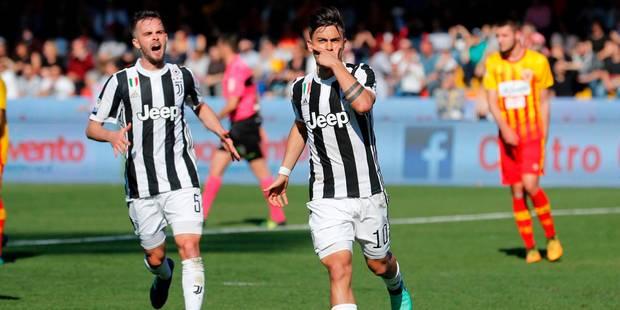Serie A : Dybala remet péniblement la Juventus à l'endroit - La DH