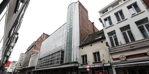 Bruxelles: La nouvelle vie du cinéma Variétés se dessine - La DH