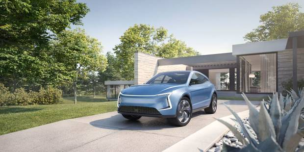 Les Chinois veulent défier Tesla - La DH