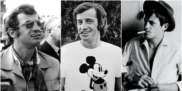 """Jean-Paul Belmondo fête ses 85 ans : retour sur le """"Magnifique"""" en 15 photos - La DH"""
