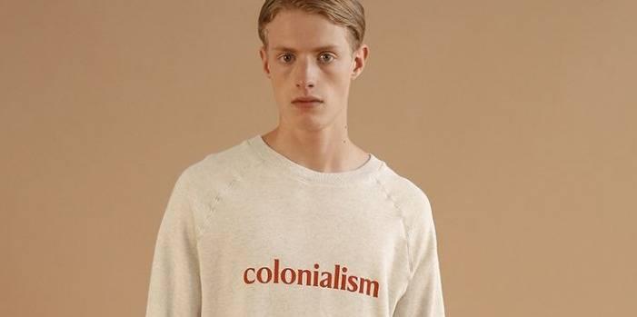 Une marque italienne accusée de racisme pour avoir créé une collection consacrée au colonialisme