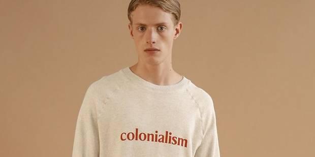 Une marque italienne suscite la polémique pour une collection inspirée du colonialisme - La DH