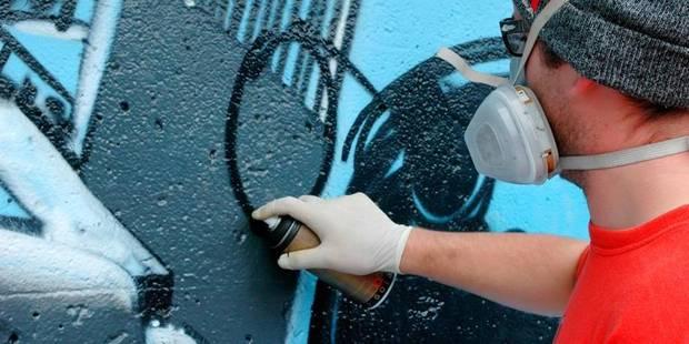 Woluwe-Saint-Lambert offre un nettoyage gratuit de graffitis - La DH