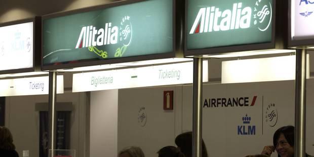 Lufthansa et EasyJet sur les rangs pour Alitalia - La DH