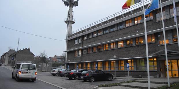 Mouscron: Evacuation du commissariat après une odeur de gaz - La DH
