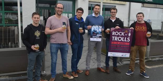 Leuze-en-Hainaut : le Rock n'Trolls déménage - La DH