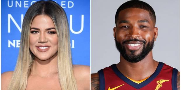 Sur fond de scandale de tromperie, Khloe Kardashian accouche de son premier enfant - La DH