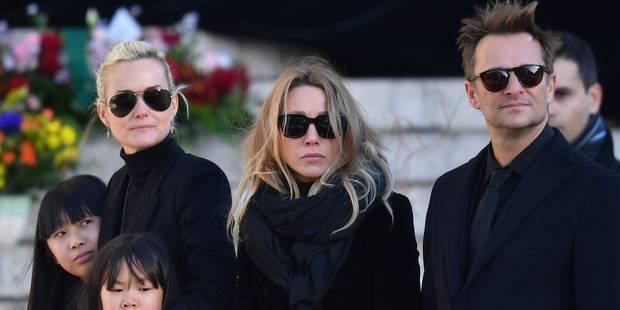 Héritage Hallyday: la justice ordonne le gel des biens de l'artiste français - La DH