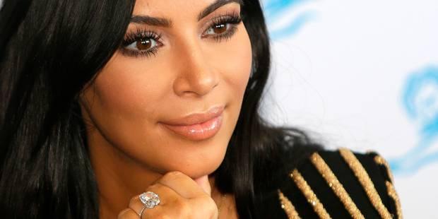Braquage de Kim Kardashian: le suspect arrêté mardi a été mis en examen et écroué (source judiciaire) - La DH