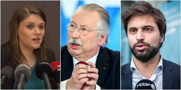 """""""Bouchez finira comme Laurent Louis"""": Opaline Meunier attend des excuses d'André Flahaut... ou portera plainte - La DH"""