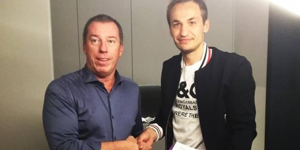 Yevhenii Makarenko passe de Courtrai à Anderlecht - La DH