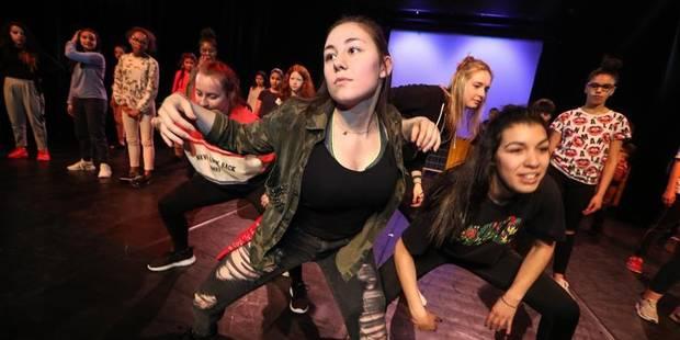 Saint-Gilles: 130 jeunes Bruxellois se donnent en spectacle - La DH