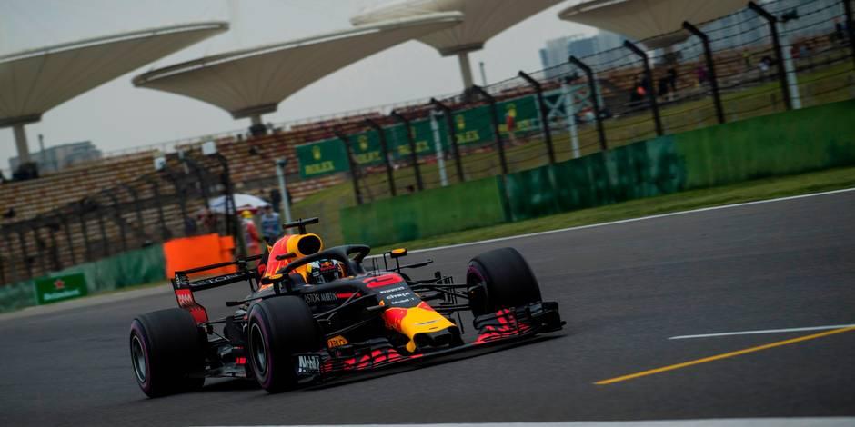 Ricciardo fait le spectacle et gagne en Chine, Stroll 14e
