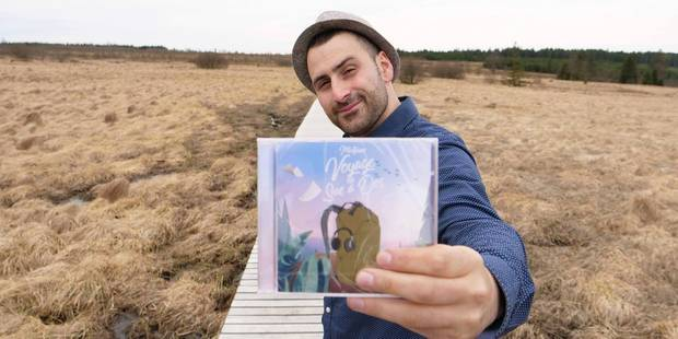 Le rappeur Melfiano sort son premier album - La DH