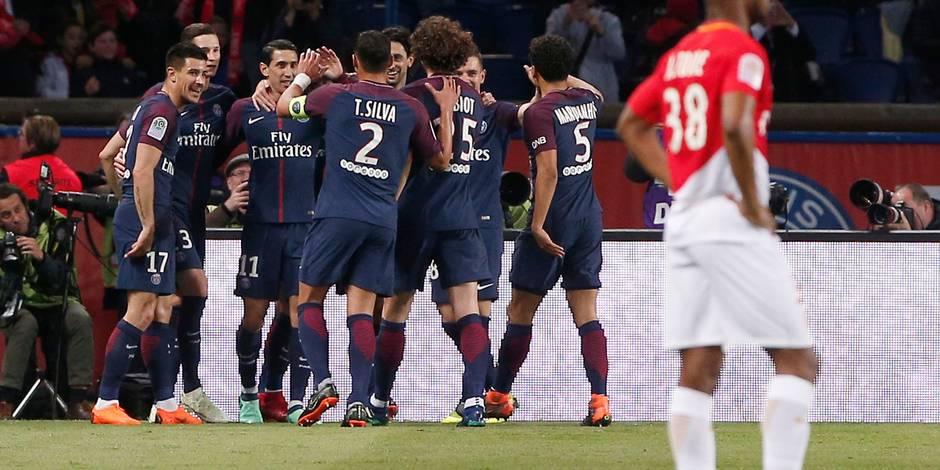 Après la débacle à Paris, l'AS Monaco remboursera ses supporters