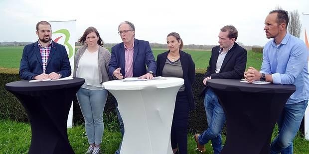 L'Union solidaire est née à Brunehaut! - La DH