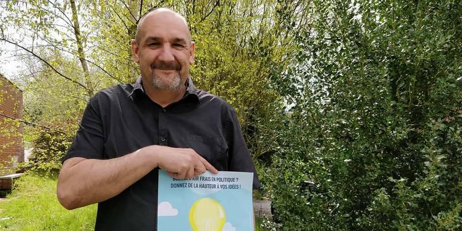 Colfontaine: Jean-François Hubert se présentera sur une liste Oxygène