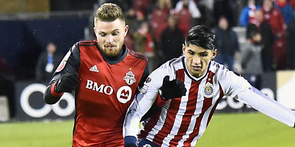 Départ raté du Toronto FC en finale de la Ligue des champions