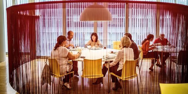 Les Belges prêts à travailler une heure de plus contre un lunch sain et léger - La DH