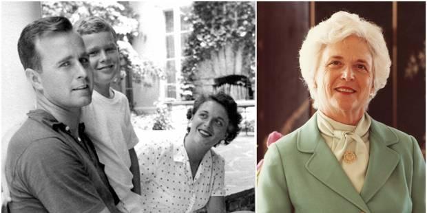 """Barbara Bush : la vie de la """"Première Grand-Mère"""" de l'Amérique en 10 photos - La DH"""