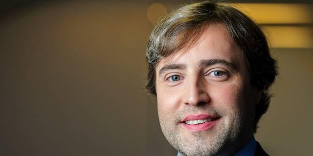 Ixelles : Gautier Calomne renonce au poste d'échevin - La DH