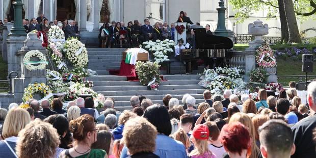 Ixelles : des funérailles en très grandes pompes pour Marinette de Cloedt - La DH