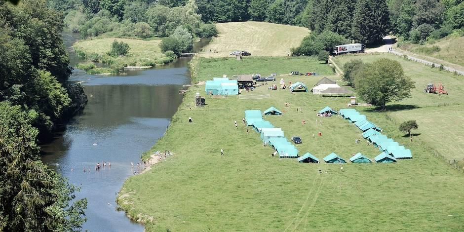 Les scouts indésirables dans plusieurs communes de la province de Namur et du Luxembourg - La DH