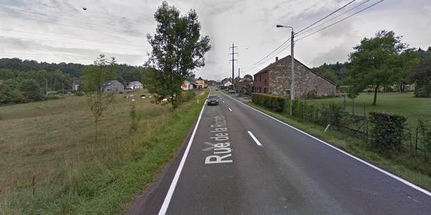 Grave accident de moto près de Marche-en-Famenne - La DH