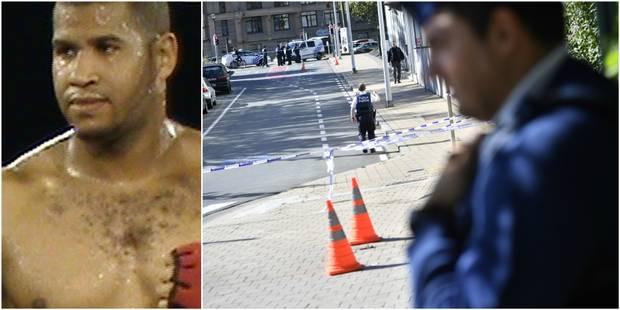 Bruxelles: Hicham Diop condamné à 15 ans de prison pour avoir tenté de tuer des policiers - La DH
