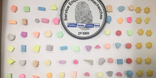 Drogues de synthèse à Namur : 16 interpellations, 5 mandats d'arrêt ! - La DH