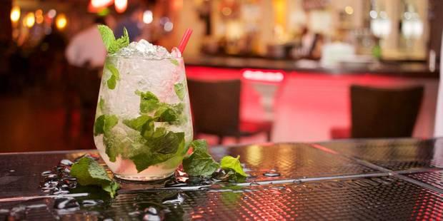 10 bars à cocktails à Bruxelles pour ce week-end ensoleillé - La DH