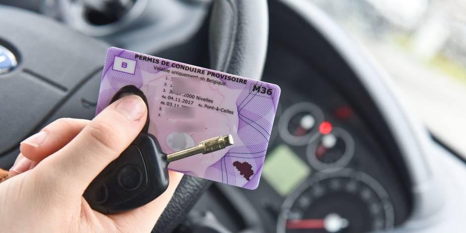 SOCIETE › Voici ce qui va changer pour le permis de conduire provisoire … LA DERNIERE HEURE