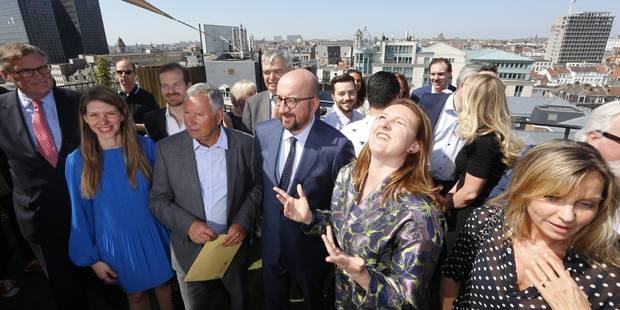 Bruxelles Villes: Alain Courtois (MR) veut le mayorat - La DH