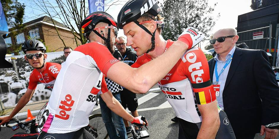 [Cyclisme] Bob Jungels remporte Liège-Bastogne-Liège !