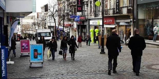 Charleroi: Ecolo veut rendre des rues piétonnes - La DH