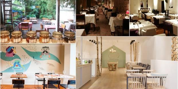 Pour boire un verre ou dîner en amoureux: découvrez les terrasses les plus authentiques de Bruxelles - La DH