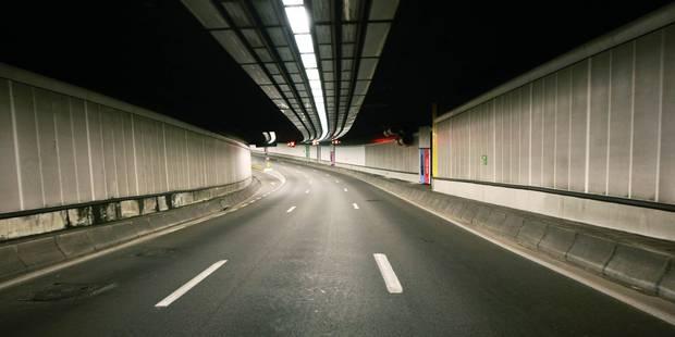 Une panne de courant perturbe la circulation dans plusieurs tunnels de Bruxelles - La DH