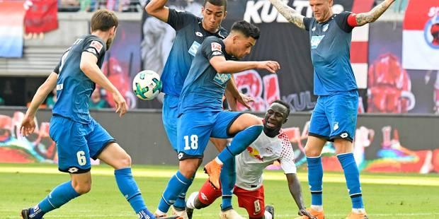 Bundesliga: Hoffenheim déchaîné, le Bayern en roue libre - La DH