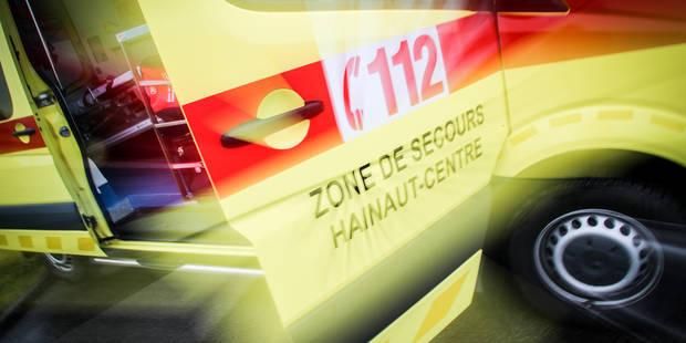 Thulin : Trois blessés dans un accident au carrefour du Saint-Homme - La DH