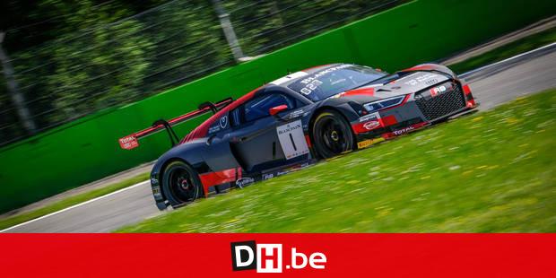 Blancpain Endurance : WRT et Dries Vanthoor triomphent à Monza !
