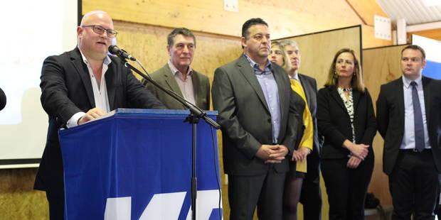Elections à Frasnes-Lez-Anvaing: Jean-Luc Crucke remonte à la première place - La DH