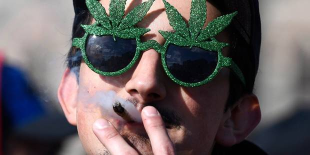Charleroi : victime d'un braquage, il se fait pincer pour trafic de cannabis - La DH