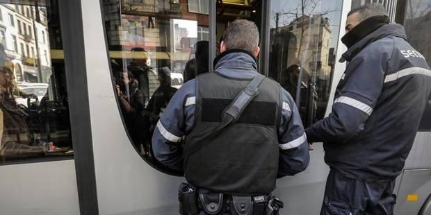 Stib: Des formations de self-défense et du personnel en plus - La DH